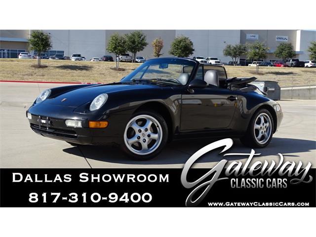 1997 Porsche Carrera (CC-1462141) for sale in O'Fallon, Illinois