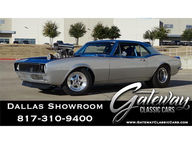 1967 Chevrolet Camaro (CC-1462144) for sale in O'Fallon, Illinois