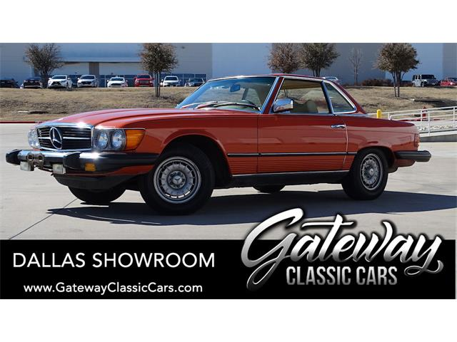 1979 Mercedes-Benz 450SL (CC-1462146) for sale in O'Fallon, Illinois