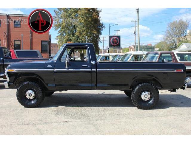1977 Ford F150 (CC-1462147) for sale in Statesville, North Carolina