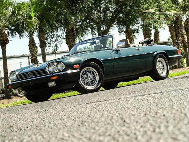 1991 Jaguar XJS (CC-1462161) for sale in Palmetto, Florida