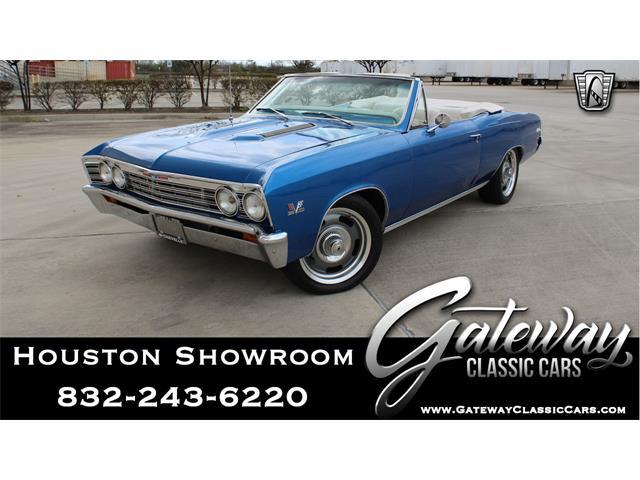 1967 Chevrolet Chevelle (CC-1462162) for sale in O'Fallon, Illinois