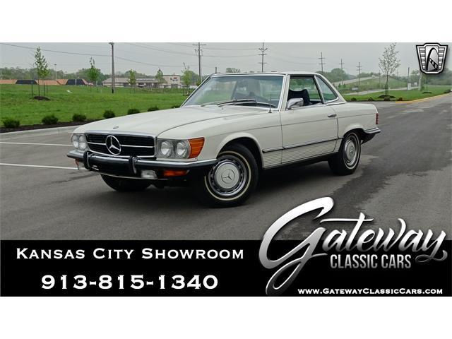 1972 Mercedes-Benz 350SL (CC-1462165) for sale in O'Fallon, Illinois