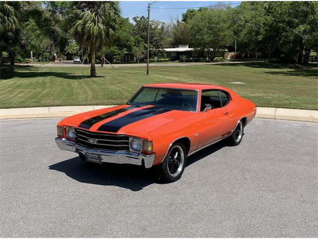 1972 Chevrolet Chevelle (CC-1462167) for sale in Clearwater, Florida