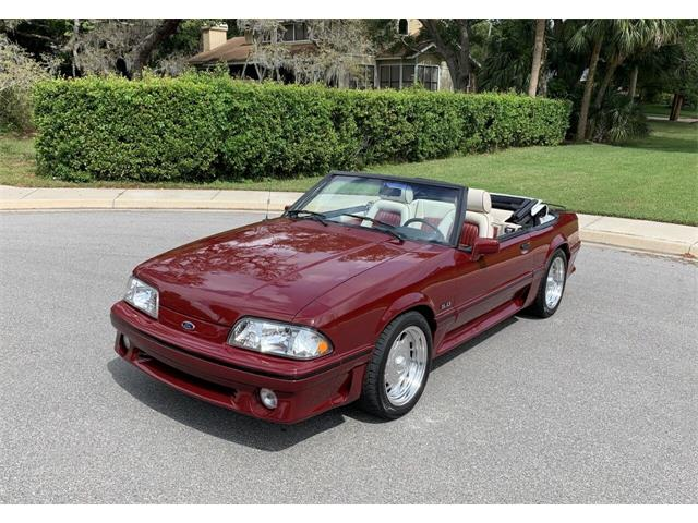 1989 Ford Mustang (CC-1462170) for sale in Clearwater, Florida
