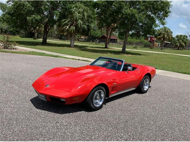 1973 Chevrolet Corvette (CC-1462174) for sale in Clearwater, Florida