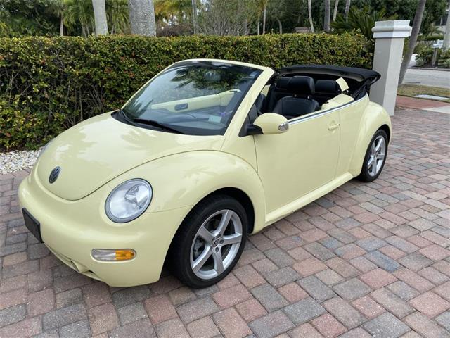 2003 Volkswagen Beetle (CC-1462177) for sale in Milford City, Connecticut