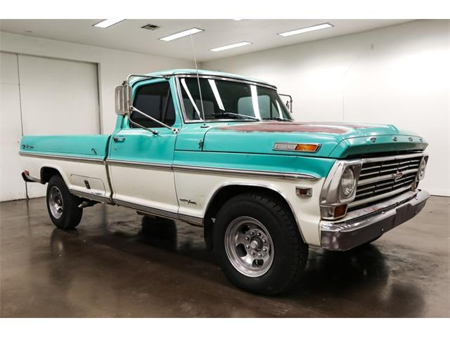 1968 Ford F250 (CC-1462189) for sale in Sherman, Texas