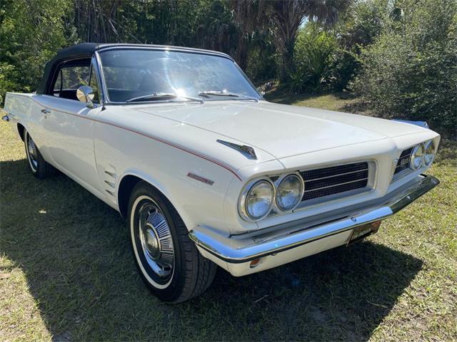 1963 Pontiac LeMans (CC-1462190) for sale in Milford City, Connecticut