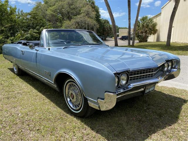 1966 Oldsmobile 98 (CC-1462191) for sale in Milford City, Connecticut