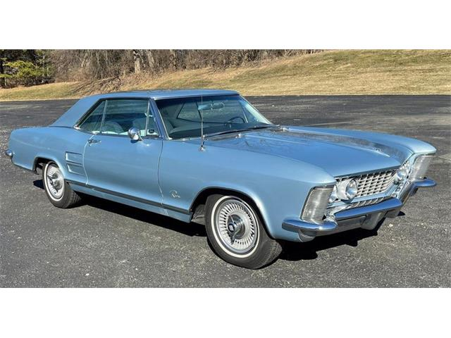 1963 Buick Riviera (CC-1462192) for sale in West Chester, Pennsylvania