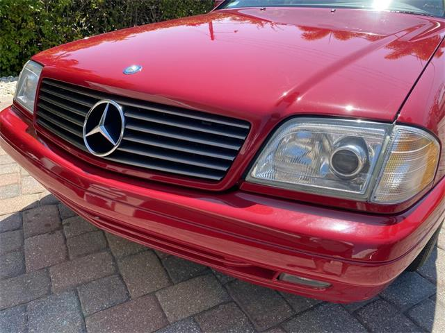 1998 Mercedes-Benz 500SL (CC-1462194) for sale in Milford City, Connecticut