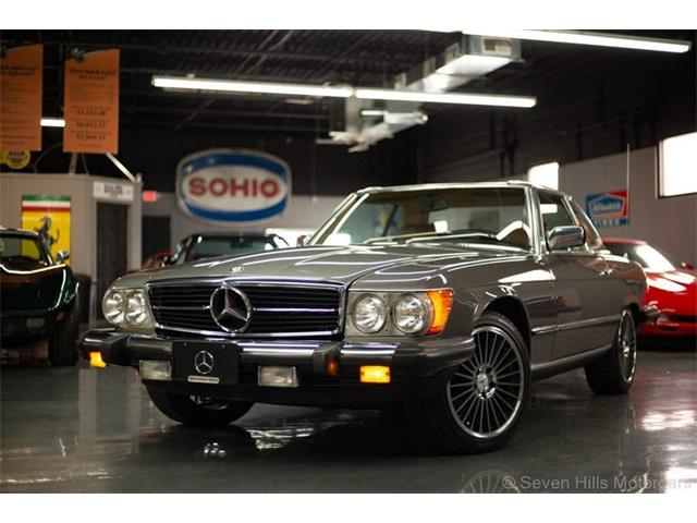 1985 Mercedes-Benz 380SL (CC-1462199) for sale in Cincinnati, Ohio
