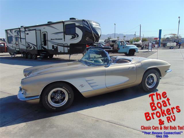 1961 Chevrolet Corvette (CC-1462203) for sale in Lake Havasu, Arizona