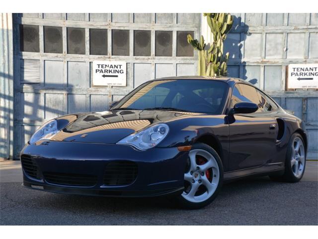 2001 Porsche 911 (CC-1462209) for sale in Santa Barbara, California