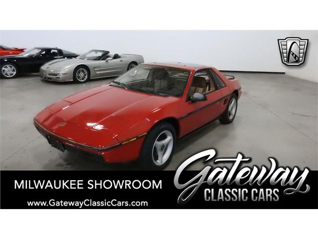 1984 Pontiac Fiero (CC-1462211) for sale in O'Fallon, Illinois