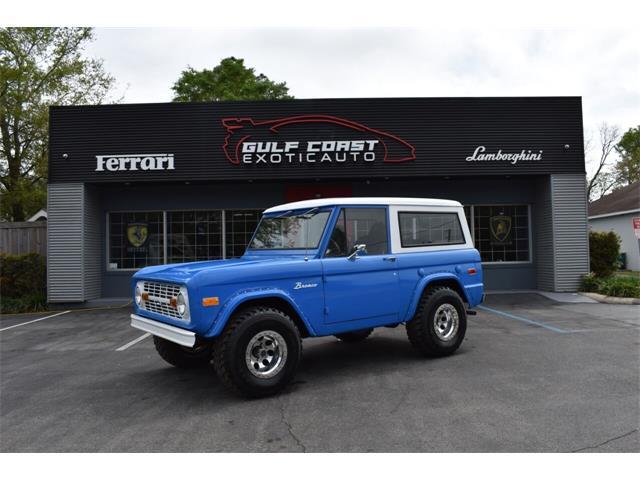1976 Ford Bronco (CC-1462212) for sale in Biloxi, Mississippi