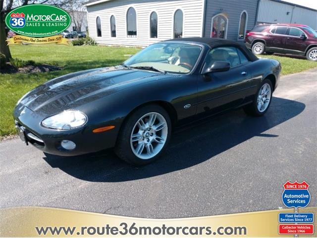 2001 Jaguar XK8 (CC-1462222) for sale in Dublin, Ohio
