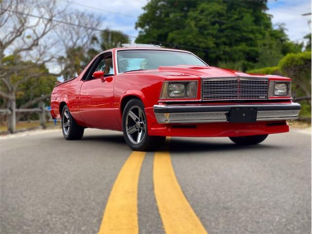 1979 Chevrolet El Camino (CC-1462240) for sale in Delray Beach, Florida