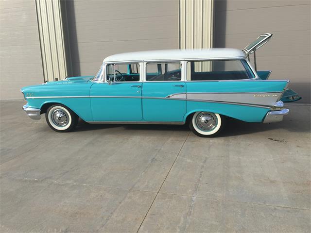 1957 Chevrolet Bel Air (CC-1462247) for sale in Carlisle, Pennsylvania