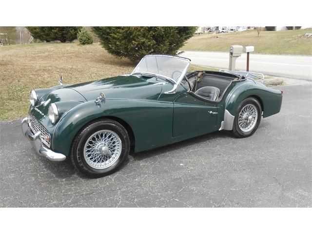 1959 Triumph TR3 (CC-1462252) for sale in Carlisle, Pennsylvania