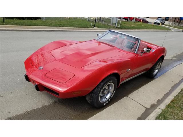 1975 Chevrolet Corvette (CC-1462257) for sale in Carlisle, Pennsylvania