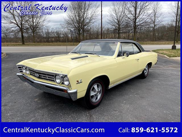 1967 Chevrolet Chevelle SS (CC-1462272) for sale in Paris , Kentucky