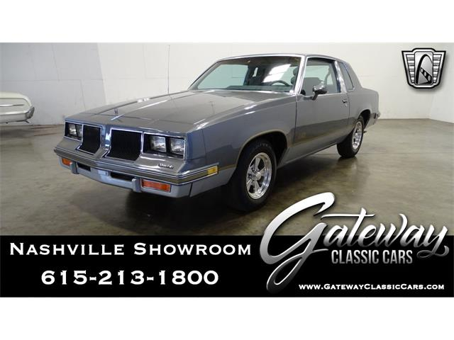 1986 Oldsmobile Cutlass (CC-1462287) for sale in O'Fallon, Illinois