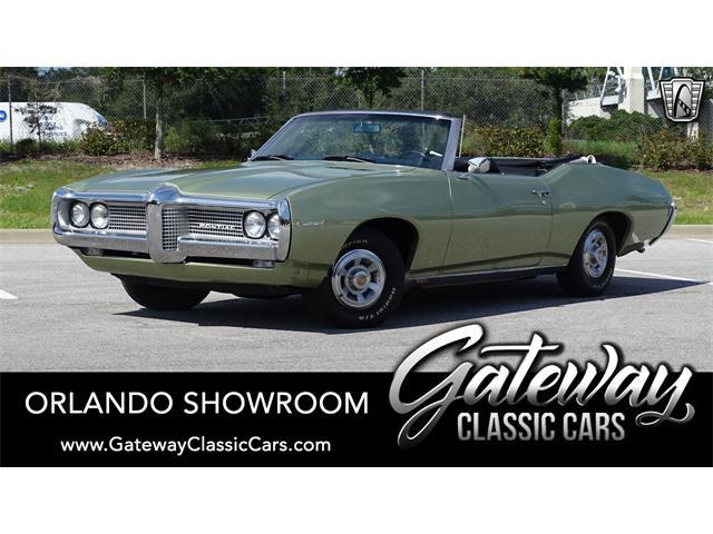 1969 Pontiac Tempest (CC-1462293) for sale in O'Fallon, Illinois