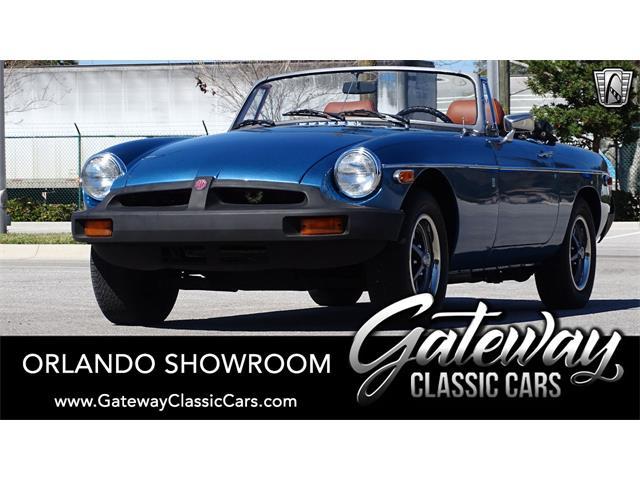 1977 MG MGB (CC-1462294) for sale in O'Fallon, Illinois