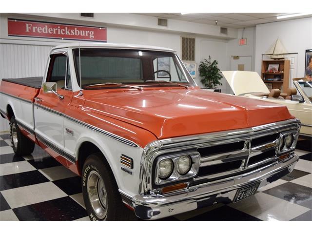 1972 GMC 1500 (CC-1462307) for sale in Fredericksburg, Virginia