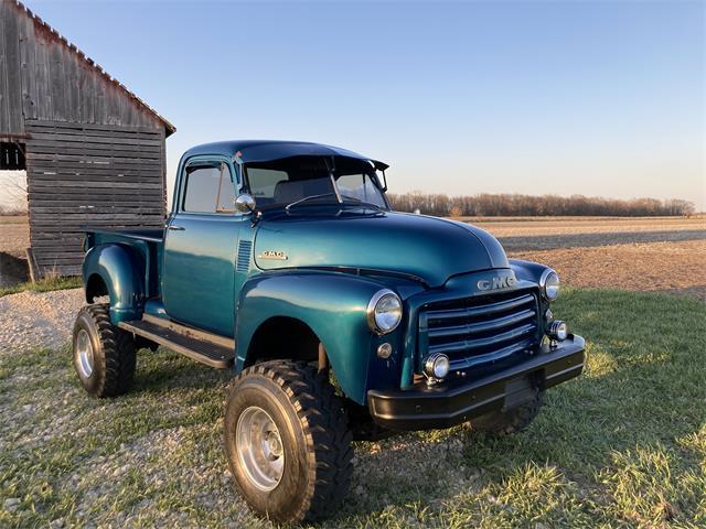 1952 GMC Pickup (CC-1462310) for sale in Wapella, Illinois