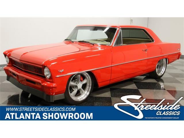1966 Chevrolet Nova (CC-1462335) for sale in Lithia Springs, Georgia