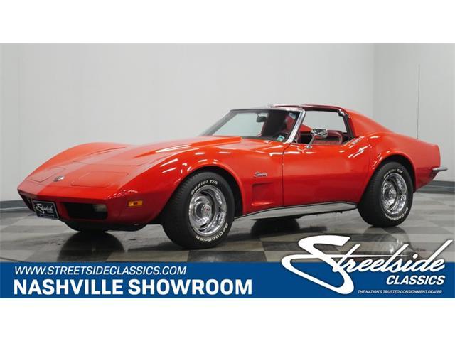 1973 Chevrolet Corvette (CC-1462337) for sale in Lavergne, Tennessee