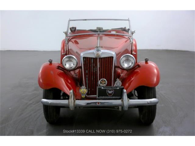 1951 MG TD (CC-1462345) for sale in Beverly Hills, California