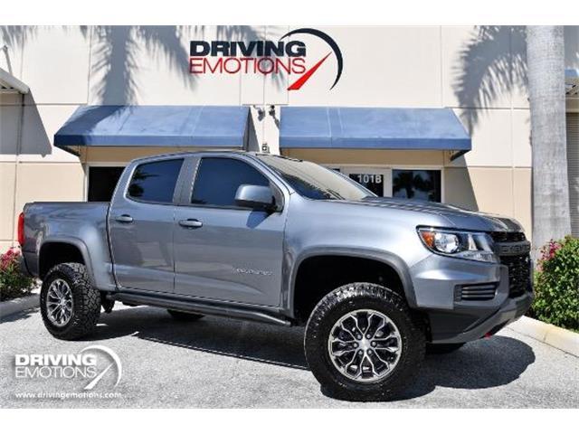 2021 Chevrolet Colorado (CC-1462361) for sale in West Palm Beach, Florida