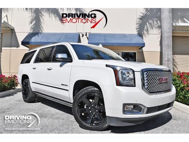 2017 GMC Yukon (CC-1462362) for sale in West Palm Beach, Florida