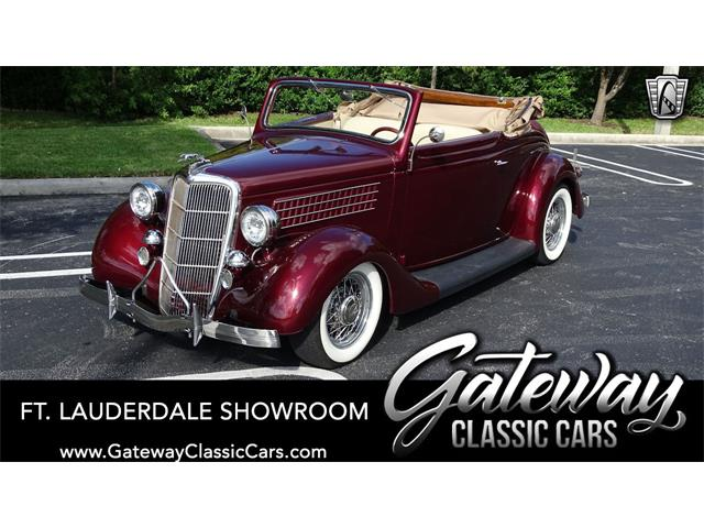 1935 Ford Deluxe (CC-1462365) for sale in O'Fallon, Illinois