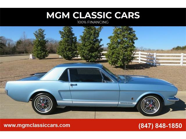1966 Ford Mustang (CC-1462372) for sale in Addison, Illinois
