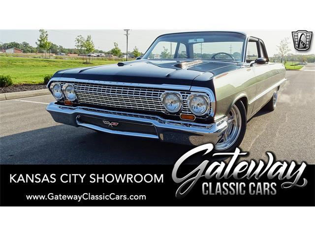 1963 Chevrolet Bel Air (CC-1462380) for sale in O'Fallon, Illinois
