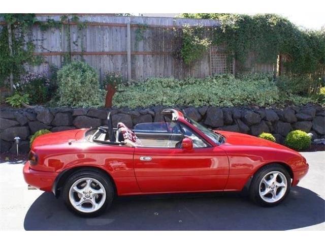 1996 Mazda Miata (CC-1462384) for sale in Cadillac, Michigan