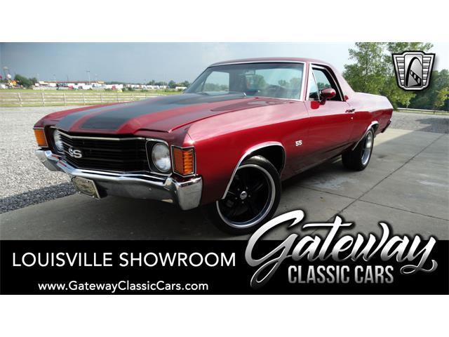 1972 Chevrolet El Camino (CC-1462388) for sale in O'Fallon, Illinois