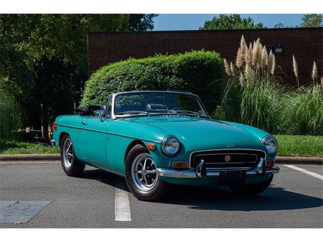 1972 MG MGB (CC-1460239) for sale in Hickory, North Carolina