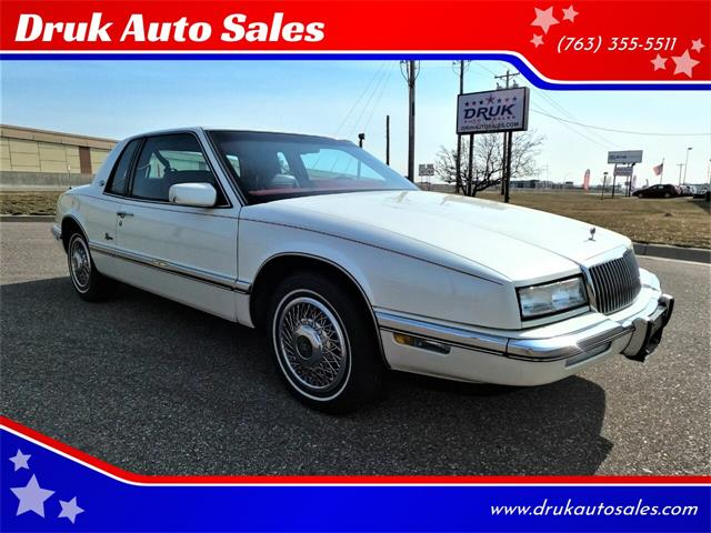 1989 Buick Riviera (CC-1462396) for sale in Ramsey, Minnesota