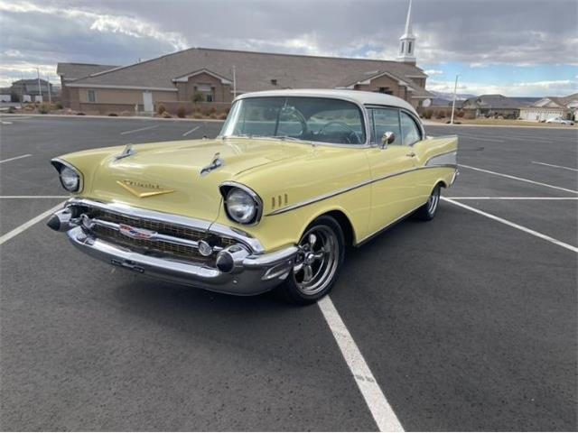1957 Chevrolet Bel Air (CC-1462399) for sale in Cadillac, Michigan