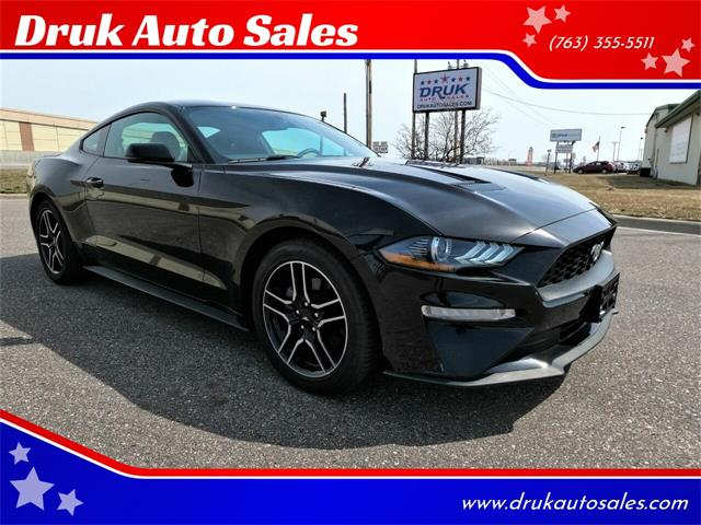 2020 Ford Mustang (CC-1462400) for sale in Ramsey, Minnesota
