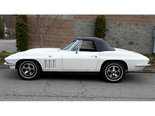 1966 Chevrolet Corvette (CC-1462401) for sale in Cadillac, Michigan