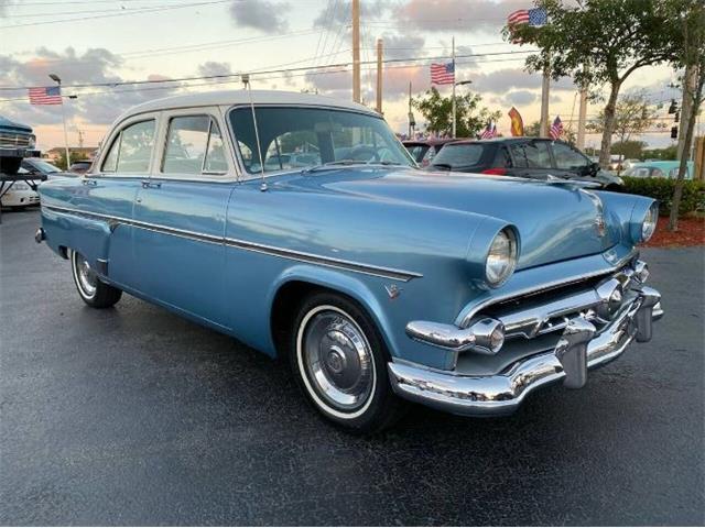 1954 Ford Crestline (CC-1462402) for sale in Cadillac, Michigan