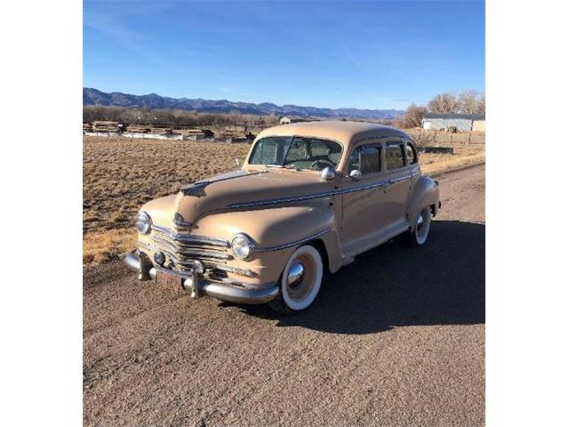 1947 Plymouth Special Deluxe (CC-1462407) for sale in Cadillac, Michigan