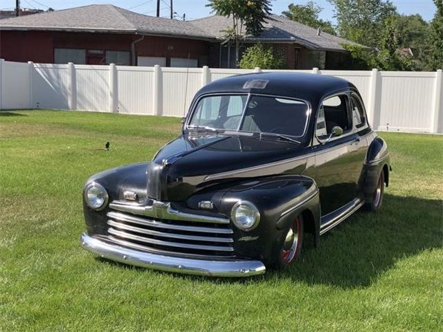 1946 Ford Deluxe (CC-1462413) for sale in Cadillac, Michigan